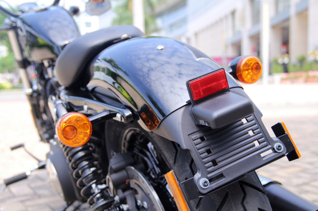 Harley forty-eight 2016 tại việt nam